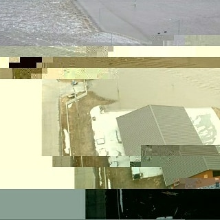 Events . . . #digitalcollage #glitch #landscape #place #appropriation #flood #climatechange #fragment #collage #wip