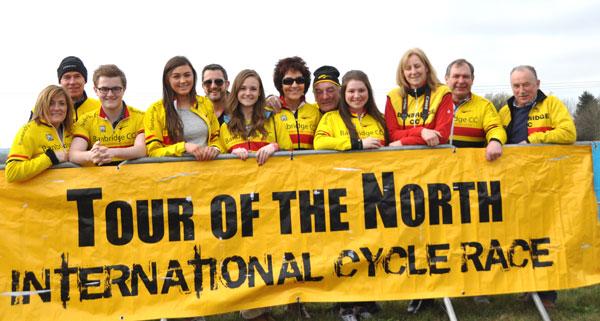 Photo courtesy of Marian Lamb, www.cyclingulster.com