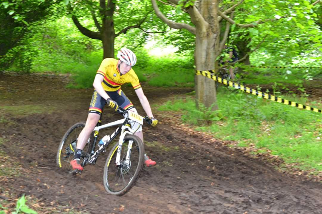 John Buller's cycling roots are mostly off-road based, but his skills are clearly transferable to other disciplines as demonstrated in his consistent results in 2016. (Photo - Paul Hannigan)