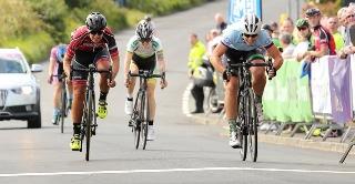 2017 Women's winner Eve McCrystal had a narrow victory over Kathrine Smyth.