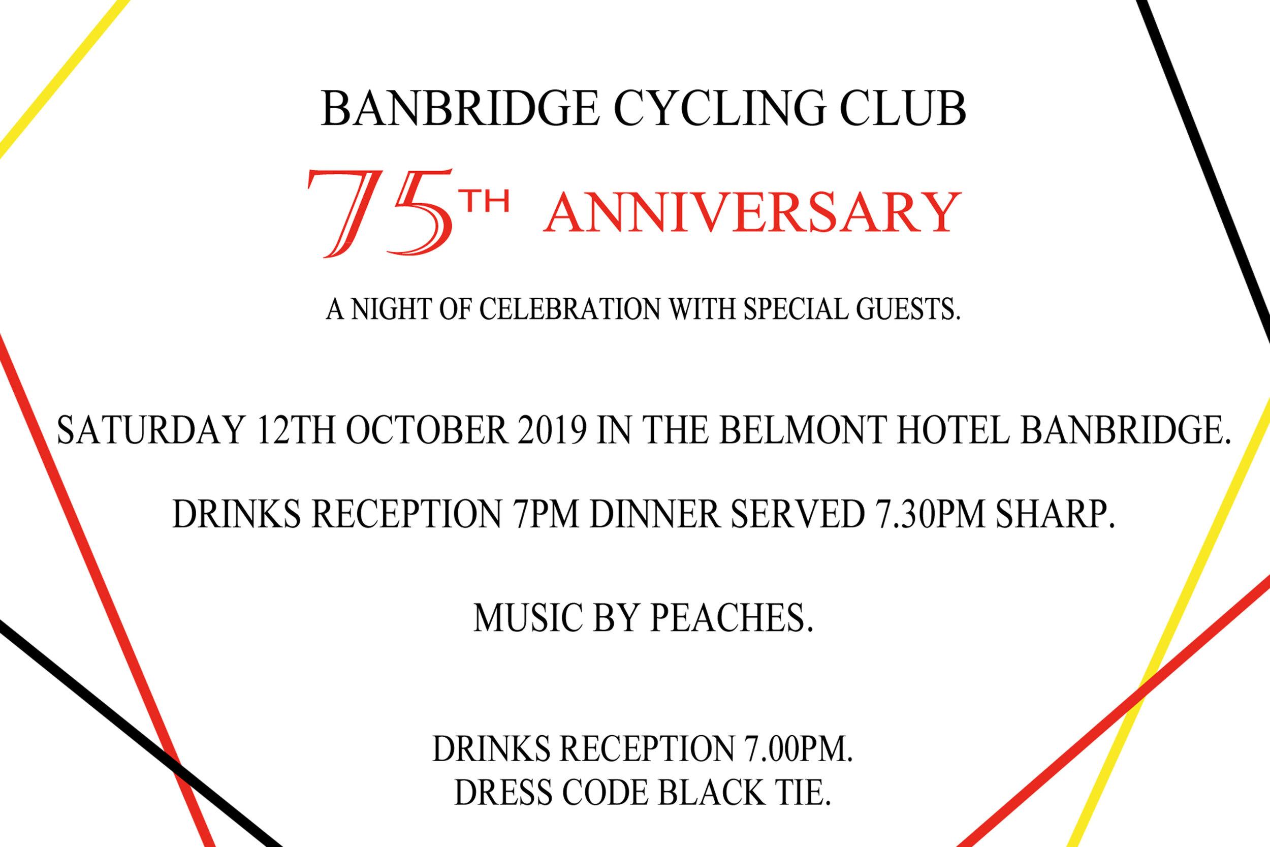 75th Anniversary Night