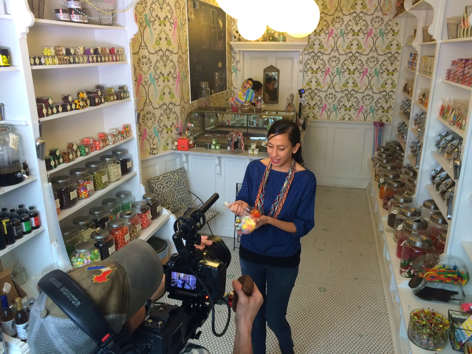 filming-GHtv-supermakeit-2