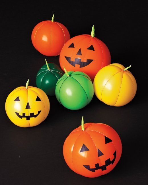 balloon-pumpkins