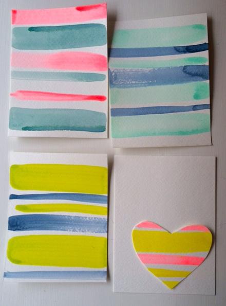 Striped-Watercolor-Valentines