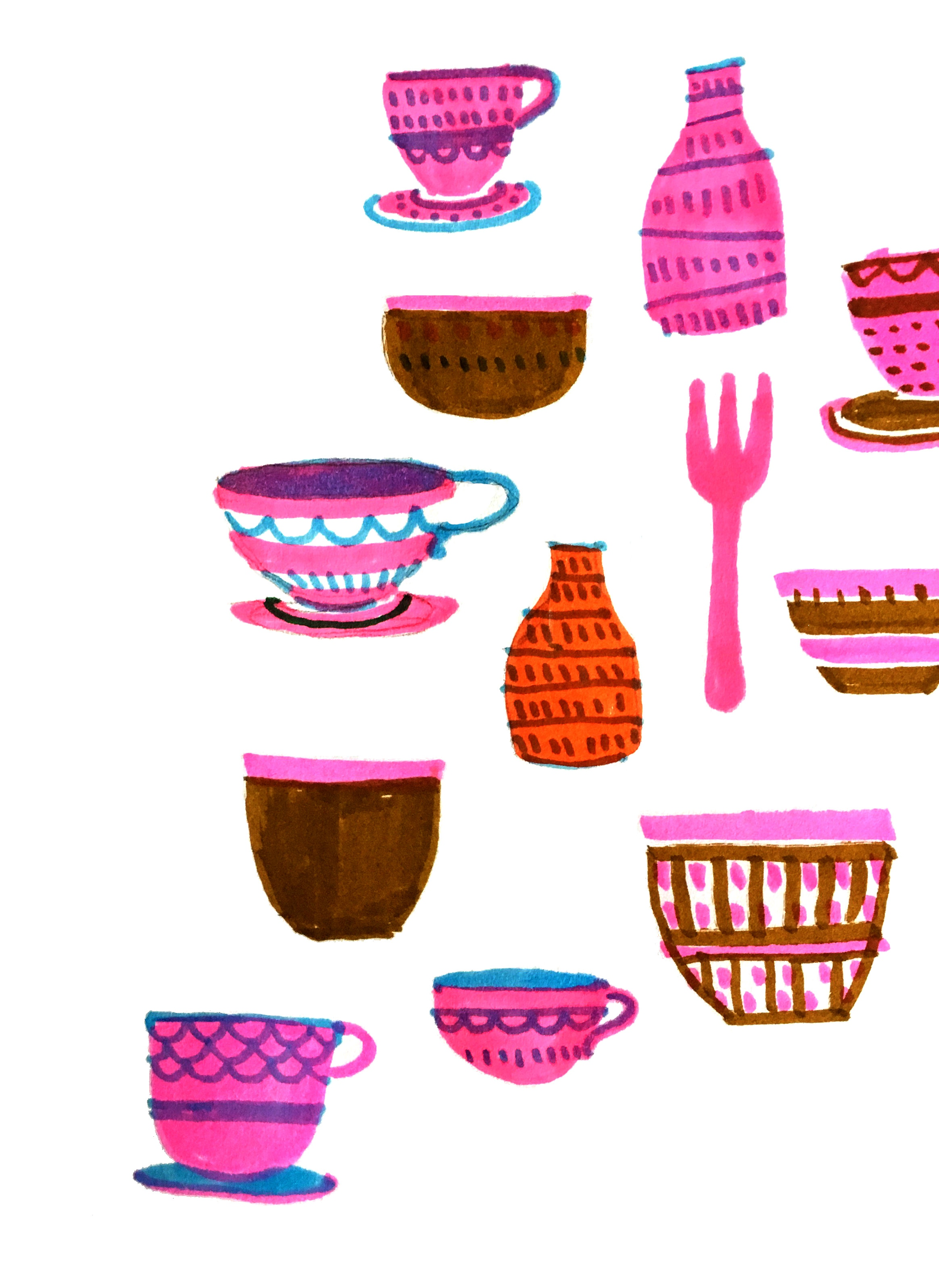 Margaret-McCartney-Dishes-Sketch