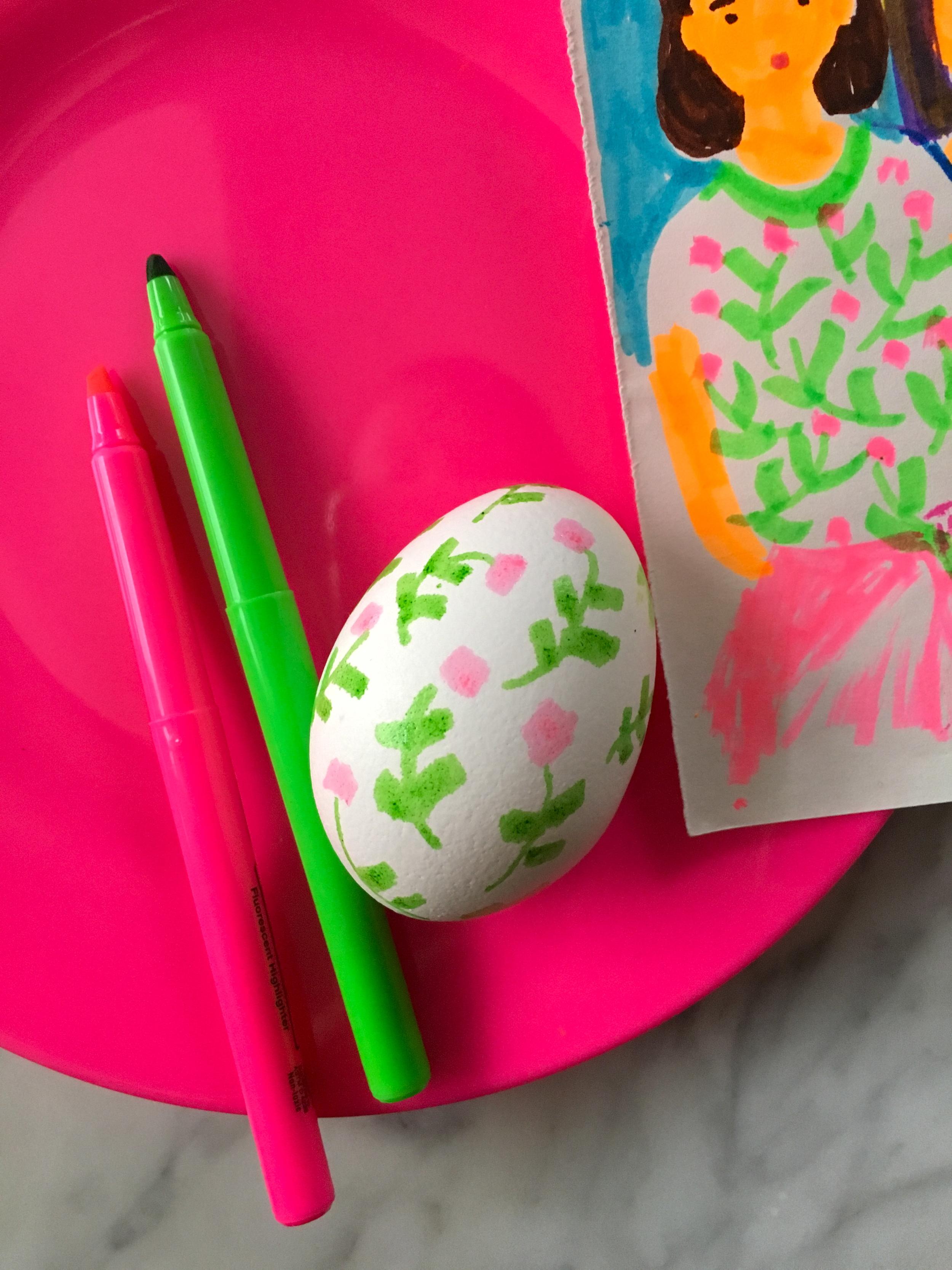 Floral-Print-Egg-Super-Make-It