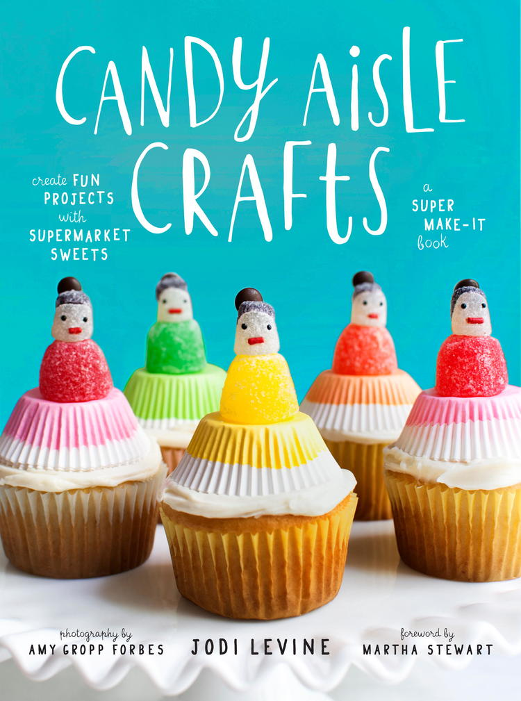 Candy Aisle Crafts cover
