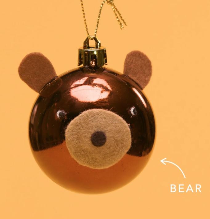 Bear-Ornament