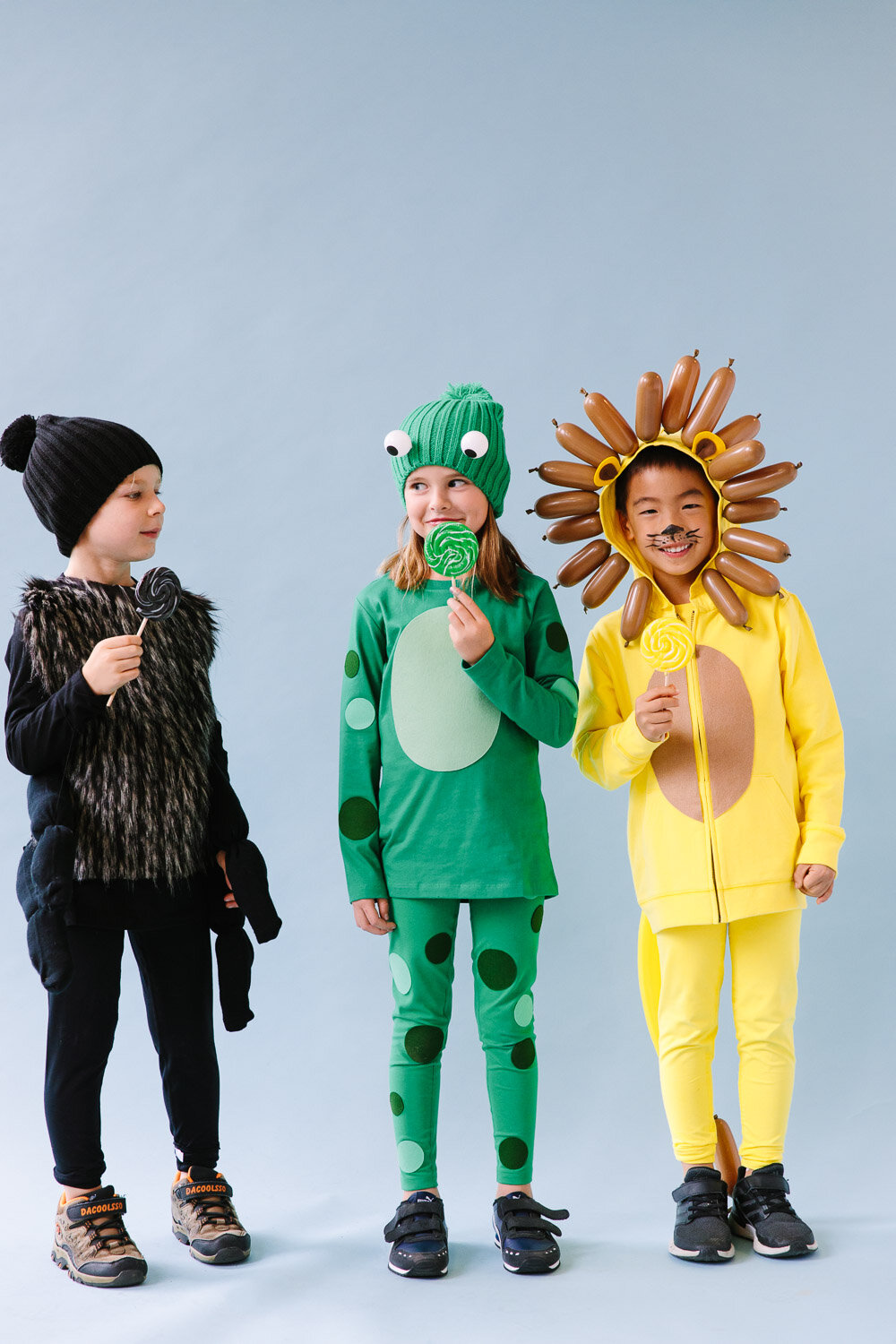 Three Easy Diy Costumes For
