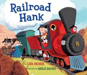 Railroad Hank by Lisa Mosher