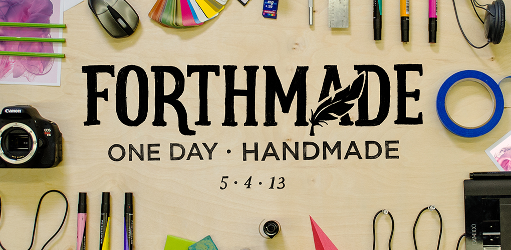 FORTHMADE Pop-Up Event