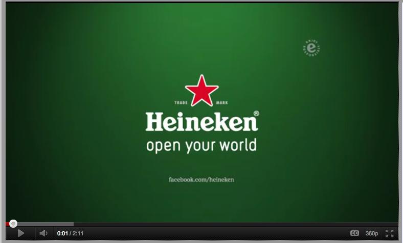 Finalist for Heineken Designer Scout Search