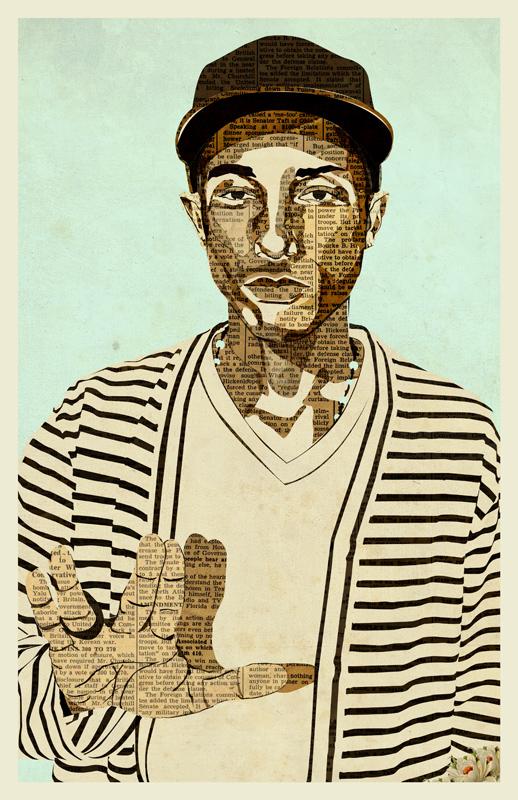 """""""Pharrell"""" (2010)"""