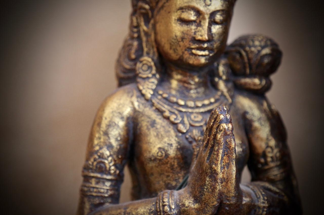 Bodhisattva Vow | YogaNest Venice | Photo by Amanda Michaels-Zech