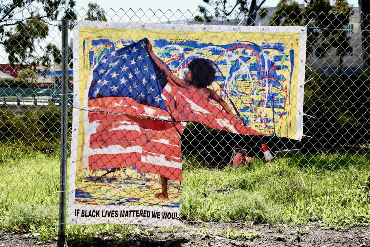 If Black Lives Mattered on March 23, 2018 | Santa Monica, California | Photo by Amanda Michaels-Zech.jpg