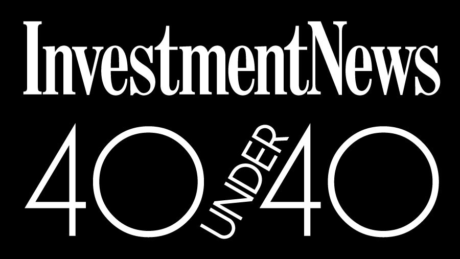 David was selected as  InvestmentNews'  2015 40 Under 40 list of top young professionals in the financial planning industry!