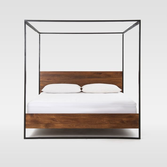 Ok. I've been without a canopy bed for like 5 years and it's depressing. I love canopy beds and I can't wait for the day when I can get another one.