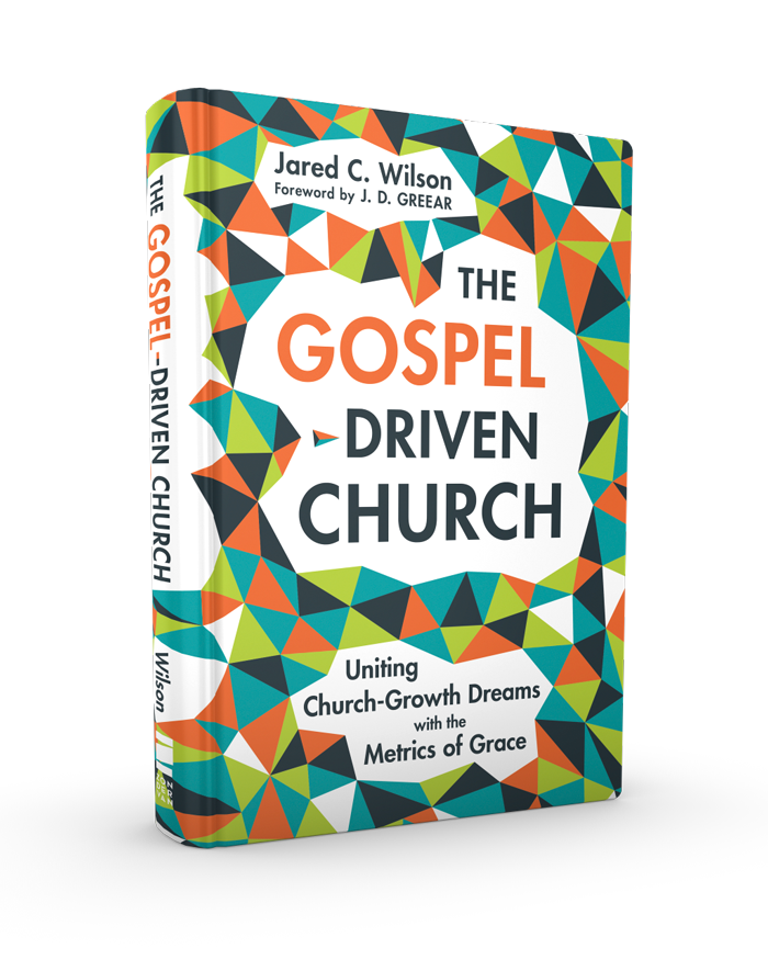 The Gospel-Driven Church  is now available from Zondervan.