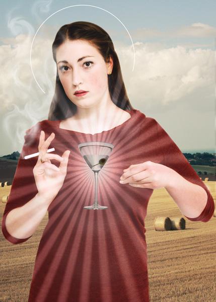 Sacred Martini of Joan