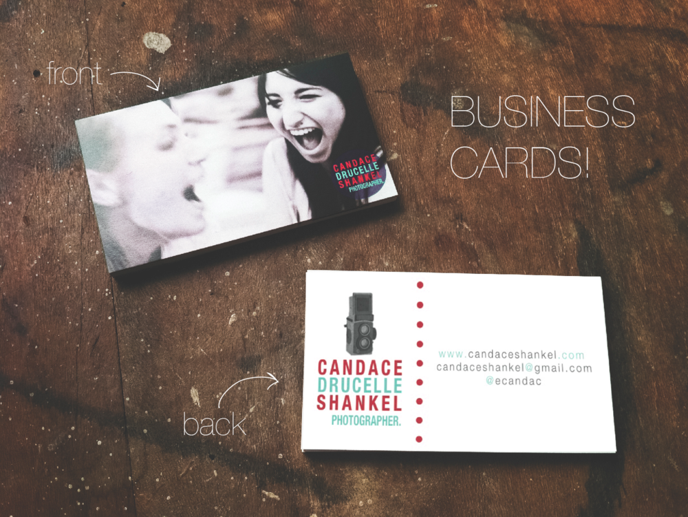 personal identity | business cards