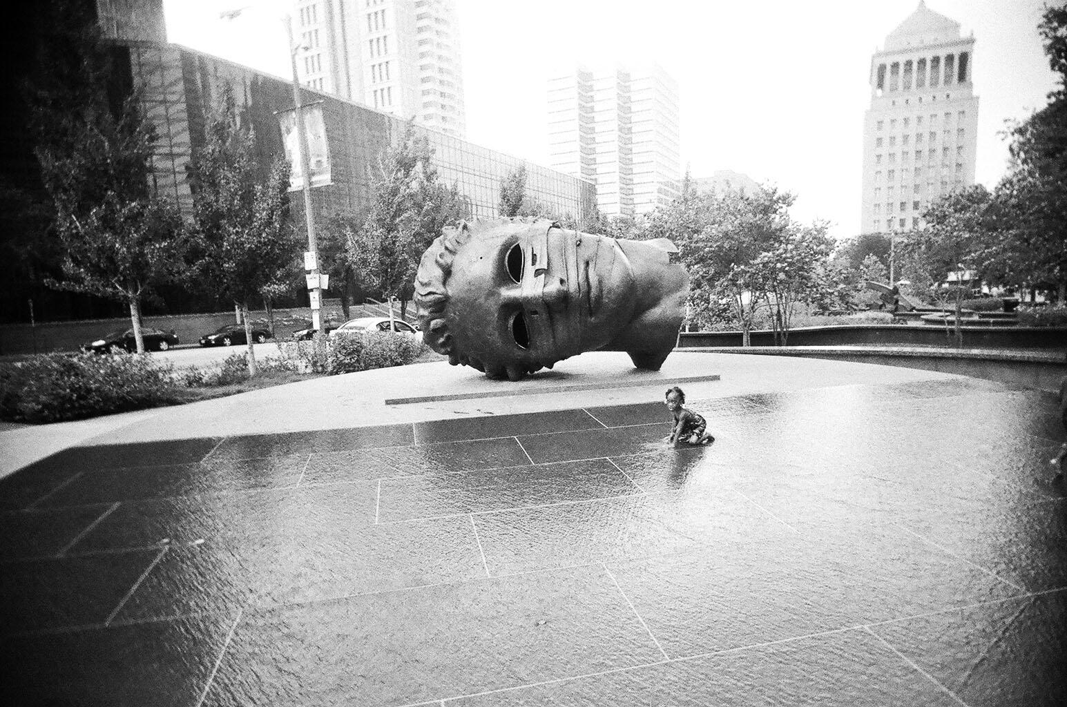 GROUND CONTROL, Urban Architecture II Exhibit
