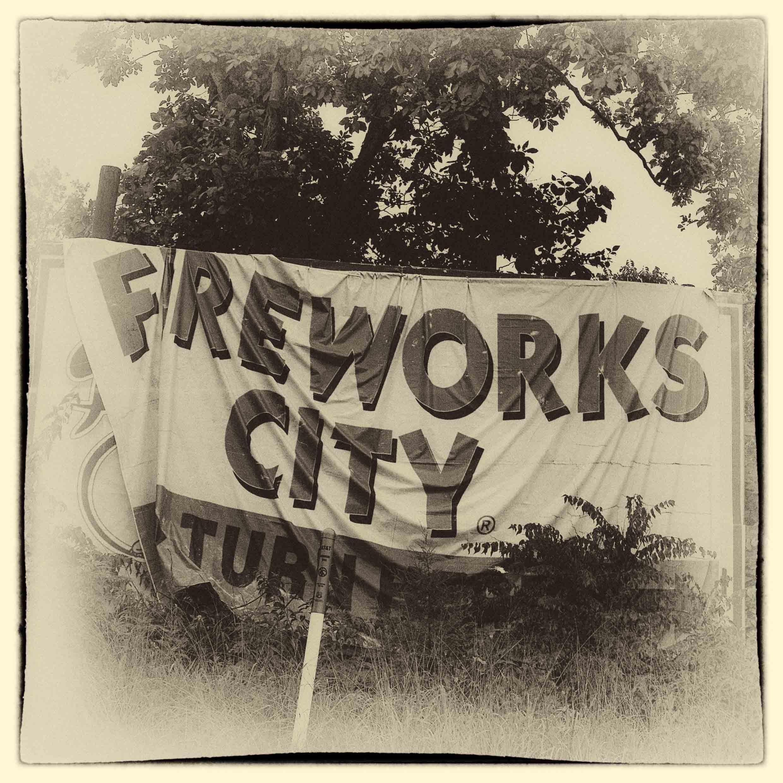 Take Me Down to Fireworks City