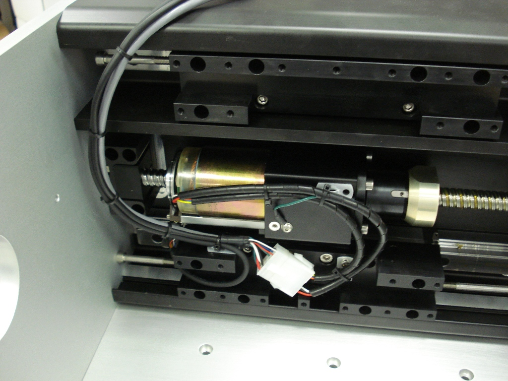 Some alignment photos of Mini Polar CNC