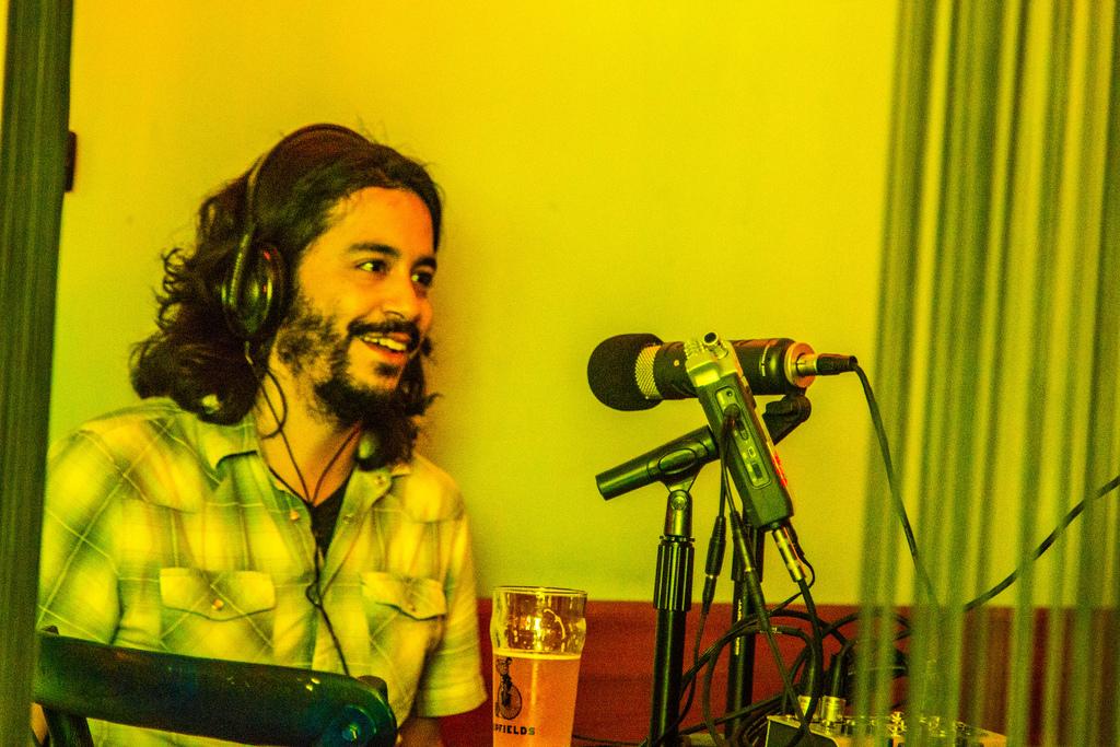 Lucas Molandes - Austin Sessions Podcast