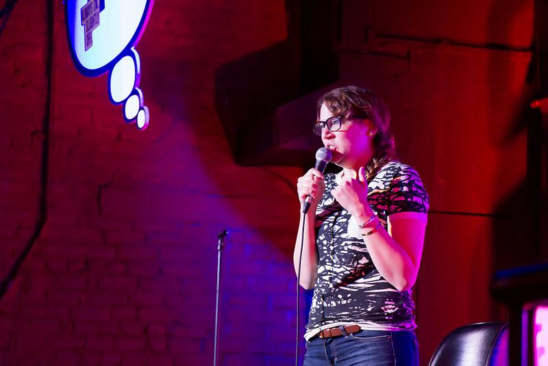Sara Schaefer - Moontower Comedy Festival