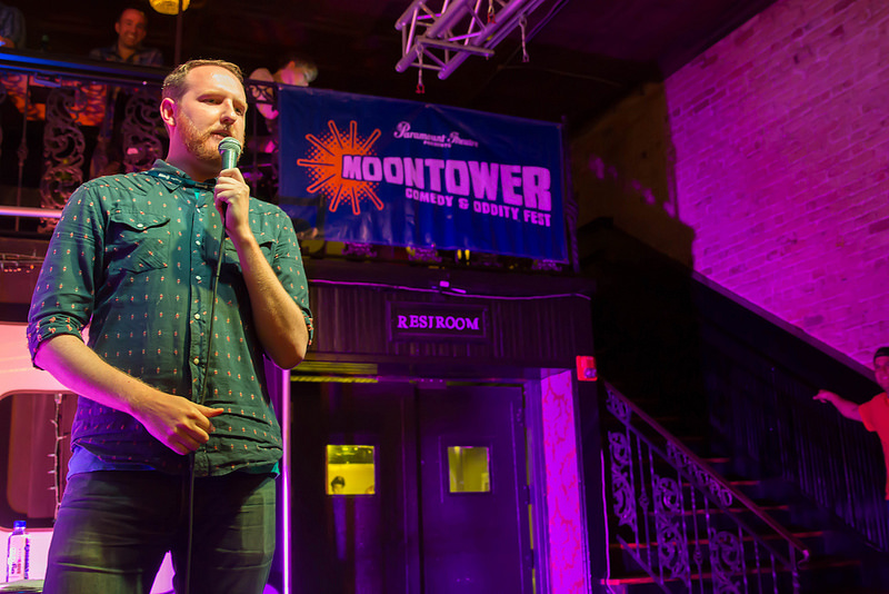 Mac Blake - Moontower Comedy Festival