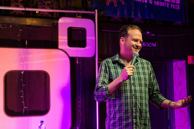 Matt Bearden - Moontower Comedy Festival