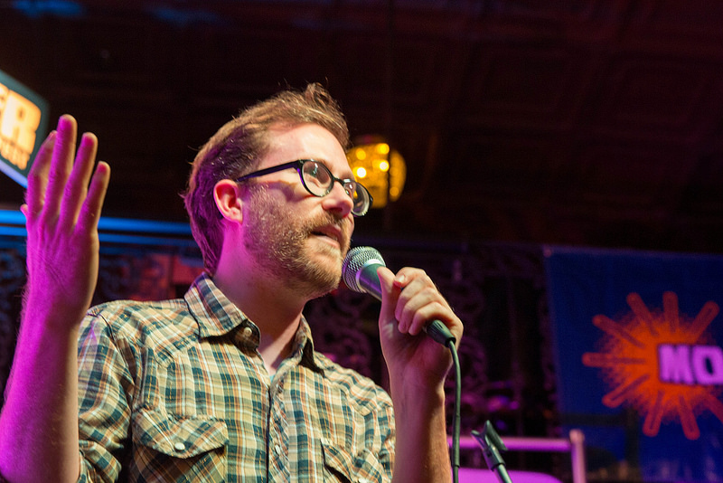 Derek Phelps - Moontower Comedy Festival
