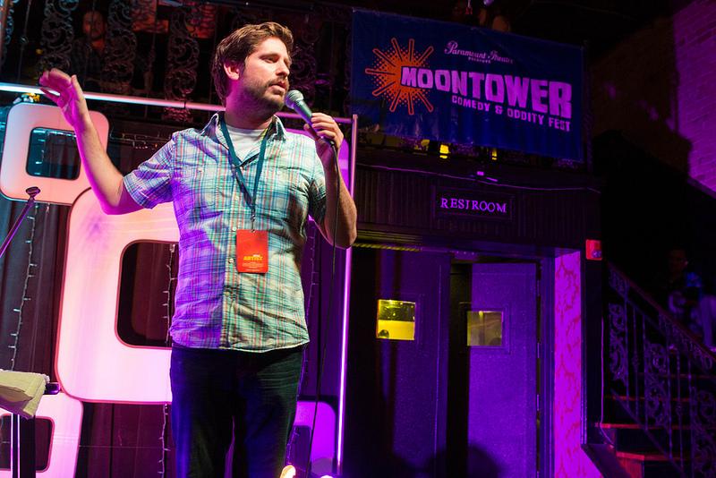 Brian Gaar - Moontower Comedy Festival