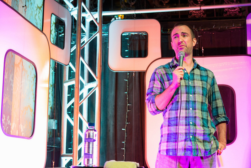 John Ramsey - Moontower Comedy Festival