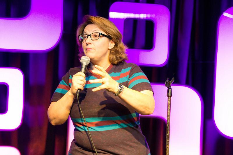 Jackie Kashian - Moontower Comedy Festival - Austin Sessions