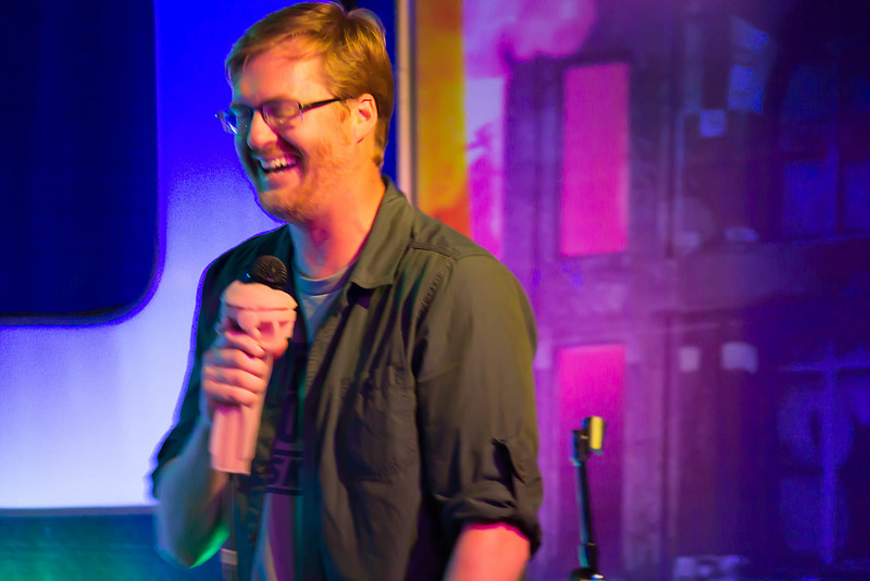Kurt Braunohler - Moontower Comedy Festival - Austin Sessions