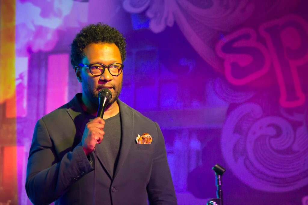 Billy D. Washington - Moontower Comedy Festival - Austin Sessions