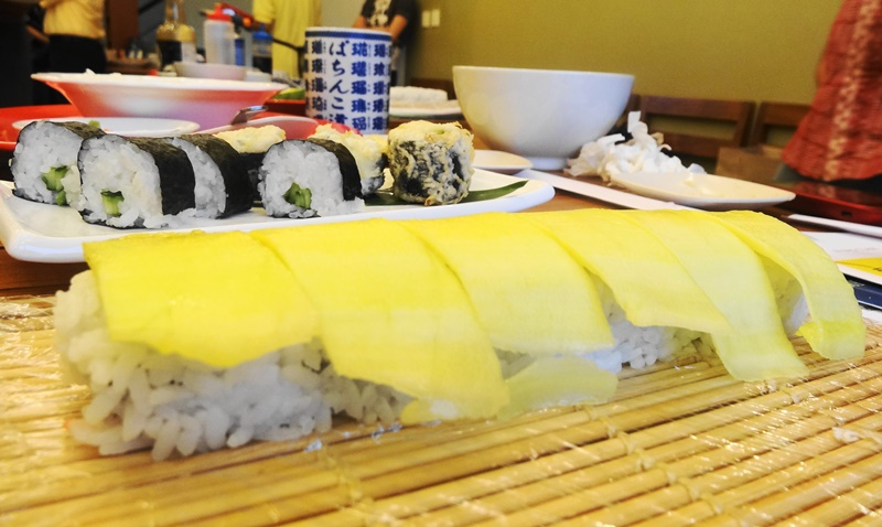 [Cooking Class] - Sushi Class at Ichi No Hachi, Alam Sutera