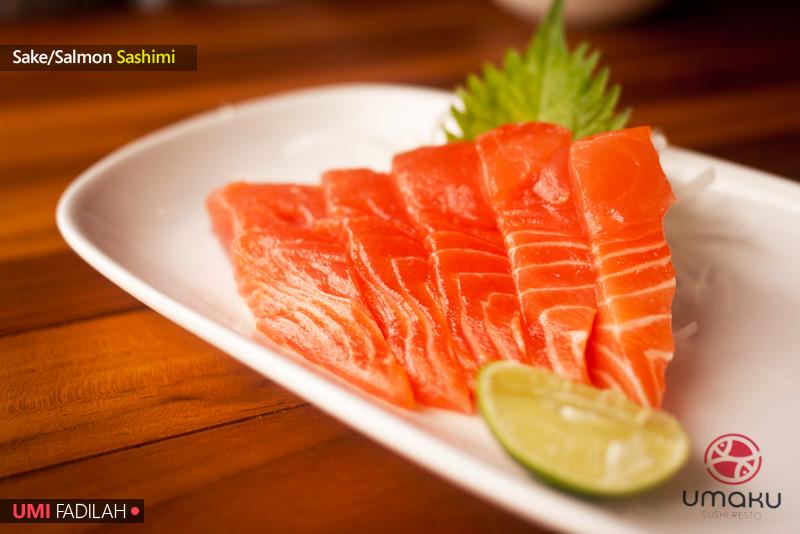 Easily New Favorite Sushi Restaurant: UMAKU!