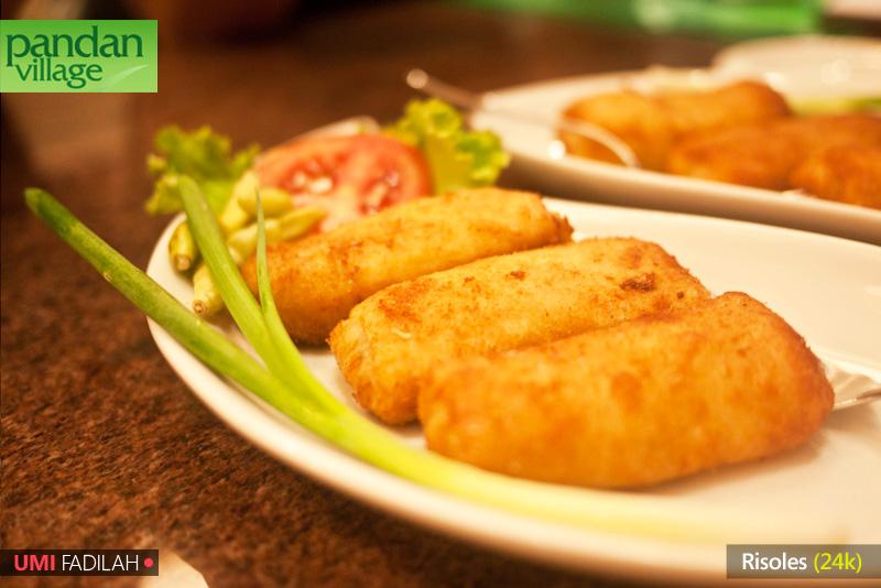 Pandan Village Food Tasting