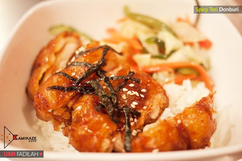 Kamikaze Karaage - Chicken Wings Madness!