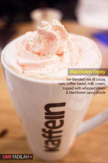 Coffee-Tasting: Kaffein @ FX