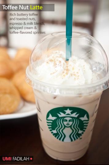 Starbucks Foodblogger Holiday Gathering 2011
