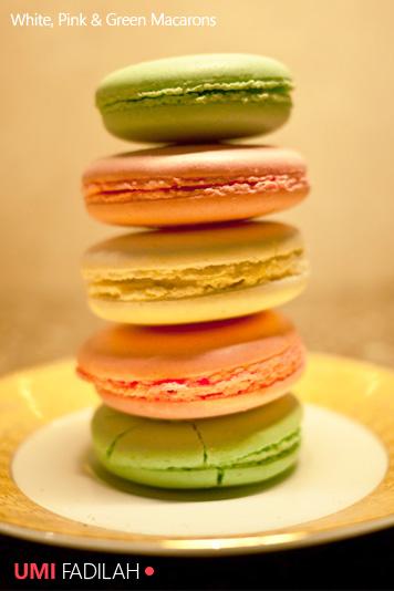 Cooking Class Macarons & Lebaran Cake
