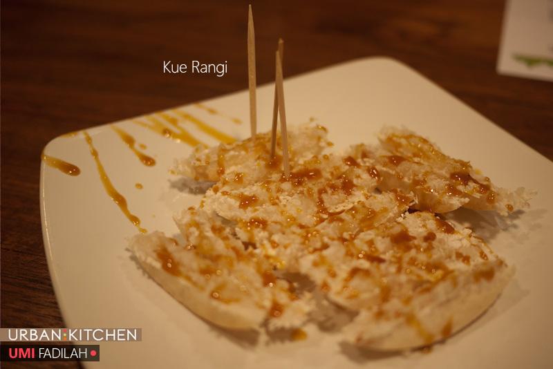 Foodtasting: Urban Kitchen PI - New Concept