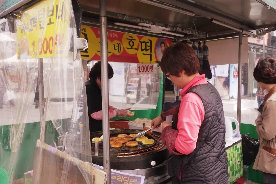 Gyeongbokgung & N Seoul Tour 076.JPG