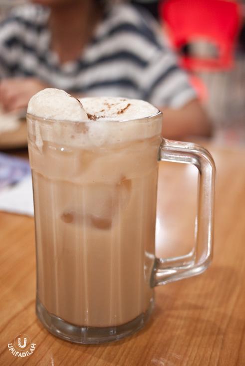 Ice Tea Tarik - IDR 14k