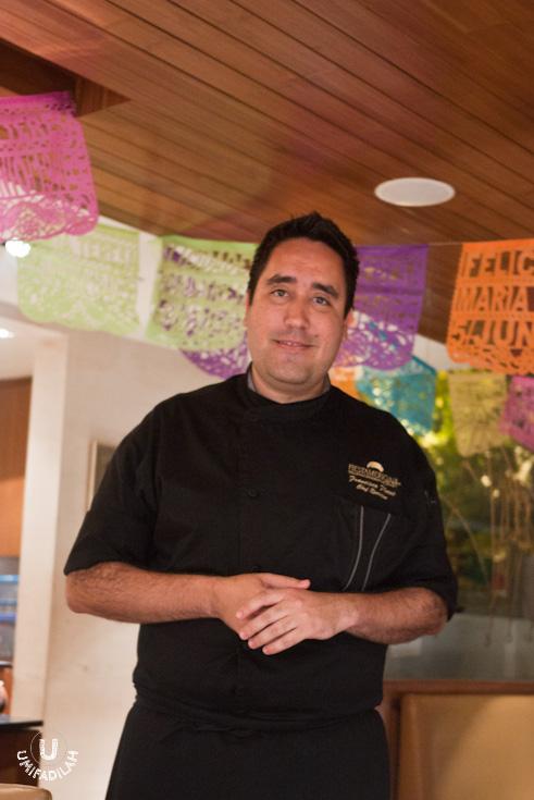 Chef  Francisco Flores Obieta