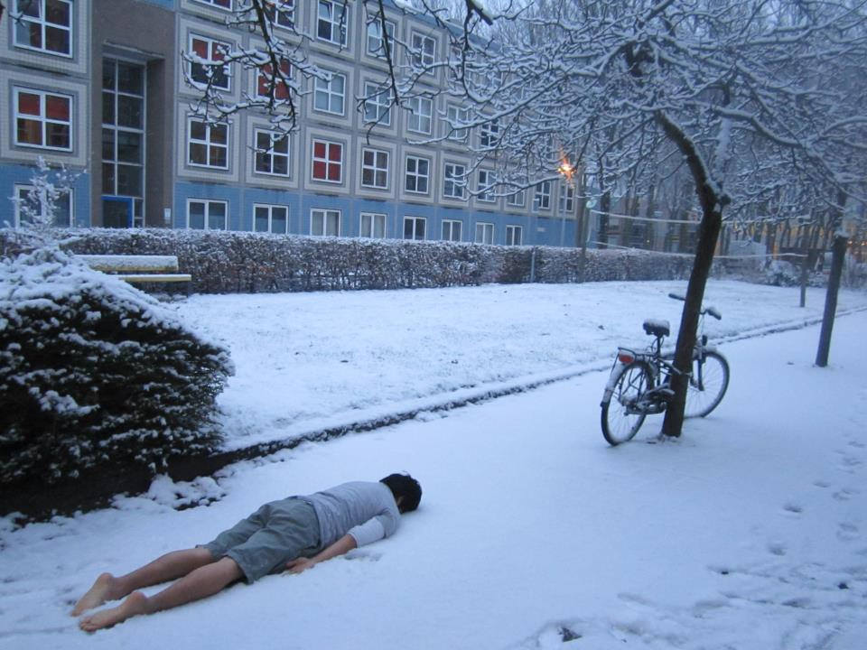 Yes, because Snow Angels are too mainstream, he says.