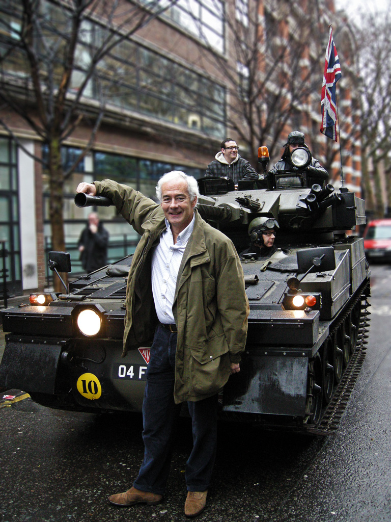 World of Tanks Press Event